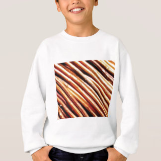 piles of copper pipes sweatshirt