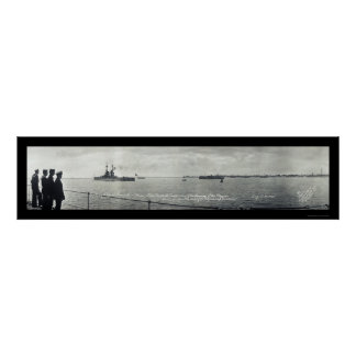 Pilgrim Aniversary MA Photo 1920 Poster