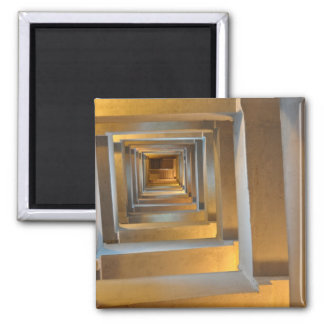 Pilgrim Memorial Stair Magnet