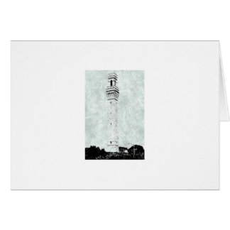 PILGRIM MONUMENT CARD