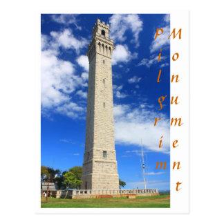 Pilgrim Monument, Provincetown Cape Cod Postcard
