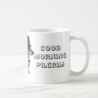 Pilgrim Puppy Mug