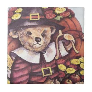 Pilgrim Teddy Bear Tiles