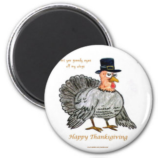 Pilgrim Turkey 2 Magnet
