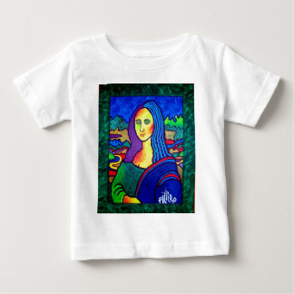 Piliero Mona Lisa Baby T-Shirt