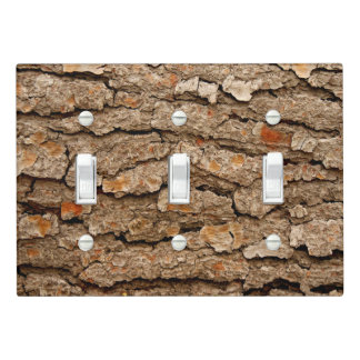 Piling Rocks Light Switch Cover