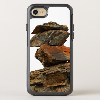 Piling Rocks OtterBox Symmetry iPhone 8/7 Case