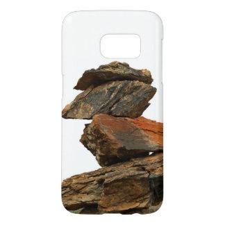 Piling Rocks Samsung Galaxy S7 Case