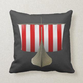 Pillage First, Then Plunder Throw Pillow