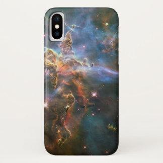 Pillar and Jets: Carina Nebula iPhone X Case