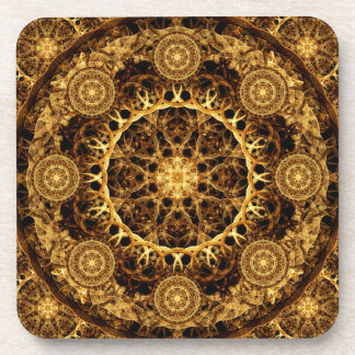 Pillar of Ages Mandala Coasters