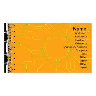 Pillars Business Cards