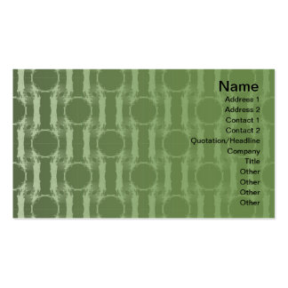 Pillars Double-Sided Standard Business Cards (Pack Of 100)