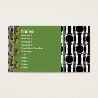 Pillars Business Card