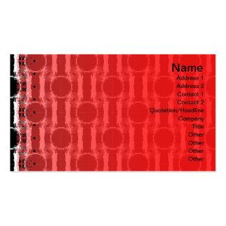 Pillars Business Card Template