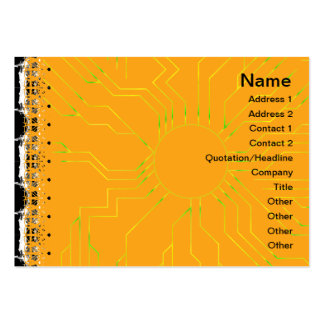 Pillars Pack Of Chubby Business Cards