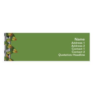 Pillars Mini Business Card
