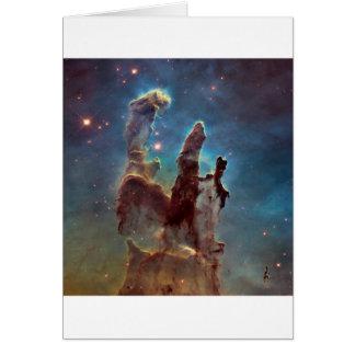 Pillars of Creation Card