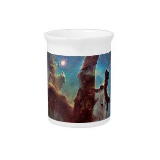 Pillars of Creation Drink Pitcher
