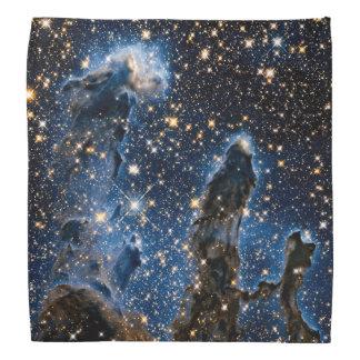 Pillars Of Creation Eagle Nebula Near Infrared Bandana