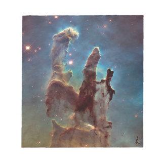 Pillars of Creation Notepad