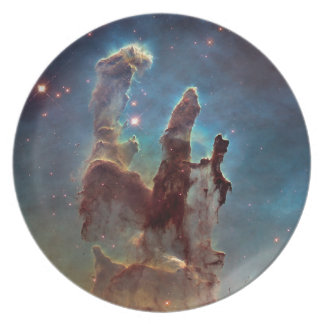 Pillars of Creation Party Plates
