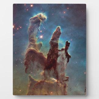 Pillars of Creation Plaque
