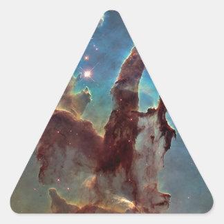 Pillars of Creation Triangle Sticker
