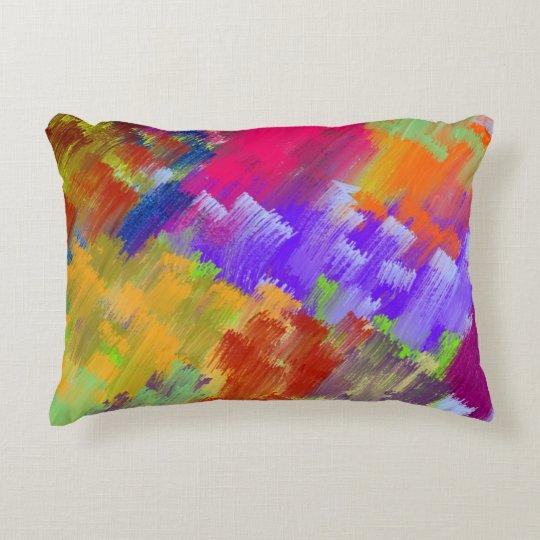 Pillow Abstract Design