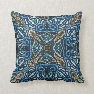 Pillow Arabic Patterns