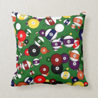 Pillow - Billiards
