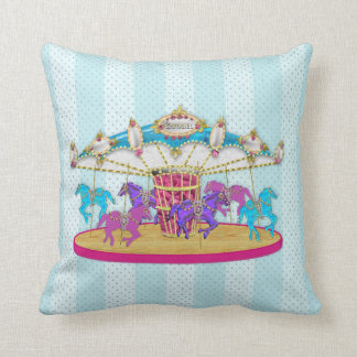 Pillow - Carousel Collection - Merry-go-round
