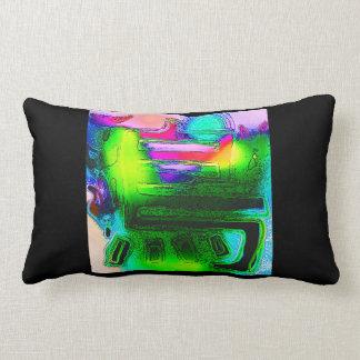 Pillow: China Birds Design Lumbar Pillow