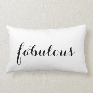 Pillow - fabulous