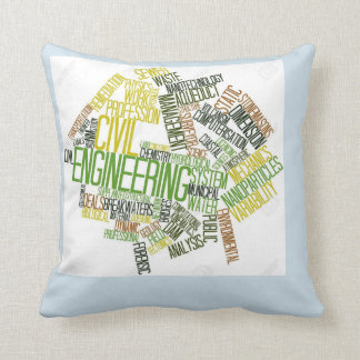 PILLOW FOR CIVIL ENGINEER