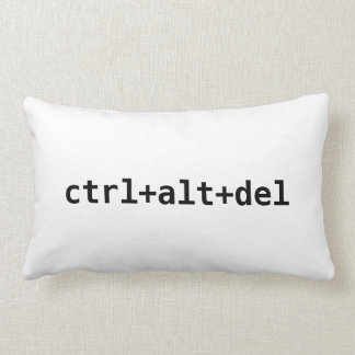 Pillow for geeks