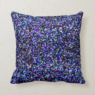 Pillow Glitter Graphic Background