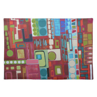 Pillow House Placemat