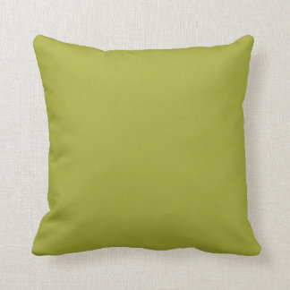 Pillow in Green Pear