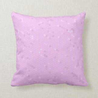 Pillow in Pink Mosaic