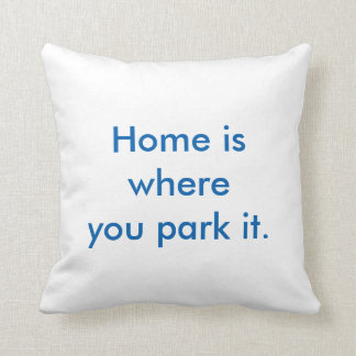Pillow: Interstate Nomad Throw Pillow