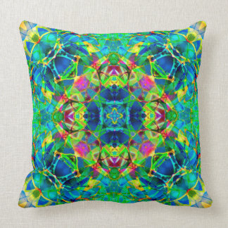 Pillow kaleidoscope Crystal Abstract G116