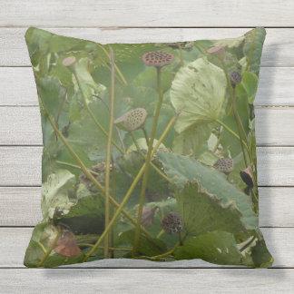 Pillow - Lotus Pond
