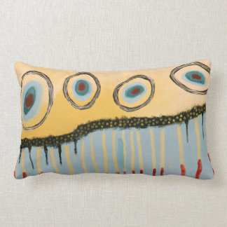 Pillow (Lumbar) - Coexisting Together Art