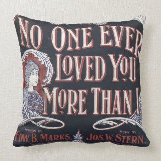Pillow - No One Will Ever Love You More Than I