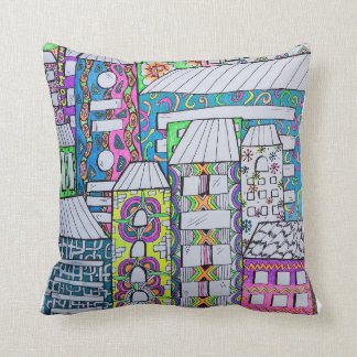 Pillow of Buildings town