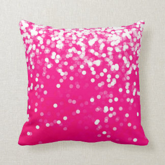 Pillow - Sparking Pillow Dark Pink