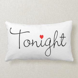 Pillow Talk Tonight/Not Tonight