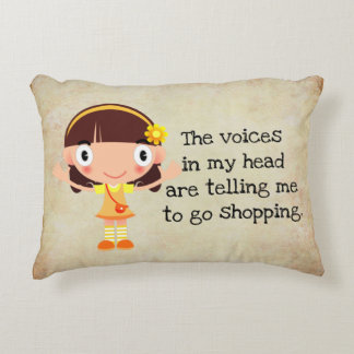 Pillow Talk --- voices in my head