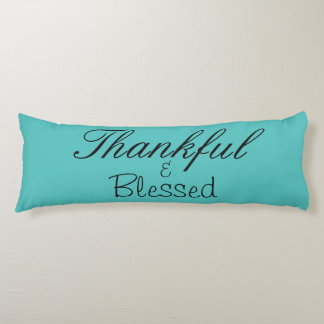 Pillow Thankful & Blessed